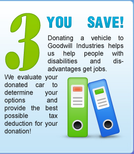 Donate Your Car To The Goodwill Of Greater Cleveland And East